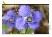 Fringed Gentian 1 Carry-all Pouch