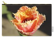 Fringed Tulip Carry-all Pouch
