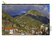 Frisco By The Mountain Carry-all Pouch