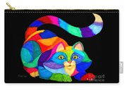 Frisky Cat Carry-all Pouch
