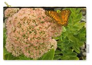 Fritillary On Flower Carry-all Pouch