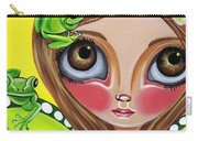 Frog Fairy Carry-all Pouch