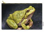 Frog - Id 16236-105016-7750 Carry-all Pouch