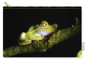 Frog Night Feeding Carry-all Pouch