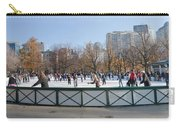 Frog Pond Skating Rink Boston Common Carry-all Pouch