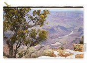 From Desert View Carry-all Pouch