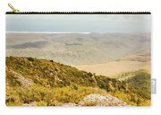 From Mountains To Seas Carry-all Pouch