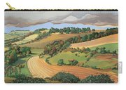 From Solsbury Hill Carry-all Pouch by Anna Teasdale