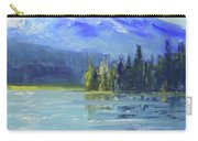 From Sparks Lake Carry-all Pouch