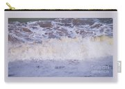 From The Beach In Bray, Ireland Carry-all Pouch