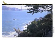 From The Cliff Of Lands' End 04 Carry-all Pouch