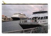 From The Ferry Dock Carry-all Pouch