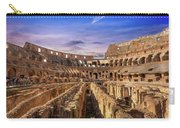 From The Floor Of The Colosseum Carry-all Pouch