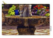 From The Fountain Carry-all Pouch