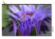 From The Water Lily Garden Carry-all Pouch