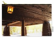 Front Porch Of Old Faithful Inn Carry-all Pouch