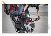 Front Wheelie Carry-all Pouch