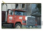 Front Of A Ford 9000 Powerhouse Carry-all Pouch