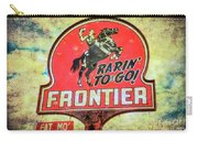 Frontier Gas Carry-all Pouch