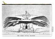 Frost Flying Machine, 1891 Carry-all Pouch