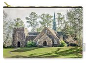Frost Memorial Chapel Carry-all Pouch
