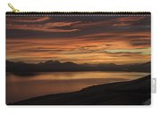 Frostakjoahals Ridge Iceland 1234 Carry-all Pouch