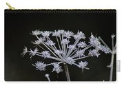 Frosted Hogweed Carry-all Pouch