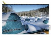 Frosted Paddleboats Carry-all Pouch