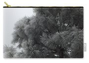 Frosted Pine Carry-all Pouch