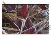 Frosted Red Green Briar Carry-all Pouch