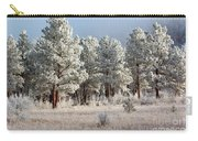 Frosty Pikes National Forest Carry-all Pouch