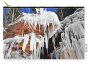 Frozen Apostle Islands National Lakeshore Carry-all Pouch