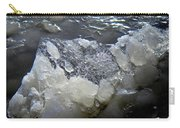 Frozen Blue 3 Carry-all Pouch