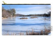 Frozen Bryant Pond Carry-all Pouch