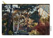 Frozen Creek II Painting Carry-all Pouch