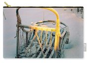 Frozen Dogsled Carry-all Pouch