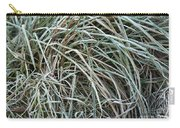 Frozen Grass - Ground Frost Carry-all Pouch