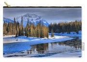 Frozen Jasper Paradise Carry-all Pouch