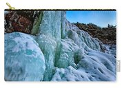 Frozen Kaaterskill Falls Carry-all Pouch