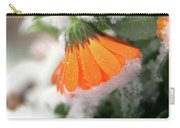 Frozen Marigolg Carry-all Pouch