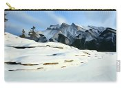 Frozen Mountain Lakeshore Carry-all Pouch