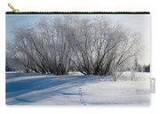 Frozen Views 4 Carry-all Pouch