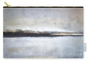Frozen Winter Lake Carry-all Pouch