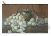 Fruit And Wine Carry-all Pouch