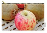 Fruit Basket. Apple. Carry-all Pouch