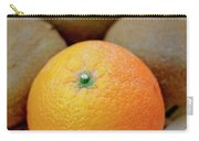 Fruit Basket. Orange. Carry-all Pouch