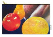 Fruit Lips Carry-all Pouch