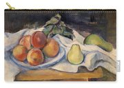 Fruit On A Table Carry-all Pouch