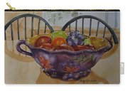 Fruit On The Table Carry-all Pouch