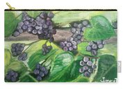 Fruit On The Vine Carry-all Pouch